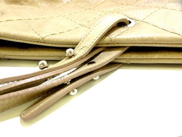 シャネル トートバッグ オンザロード/ワイルドステッチ A48020 8