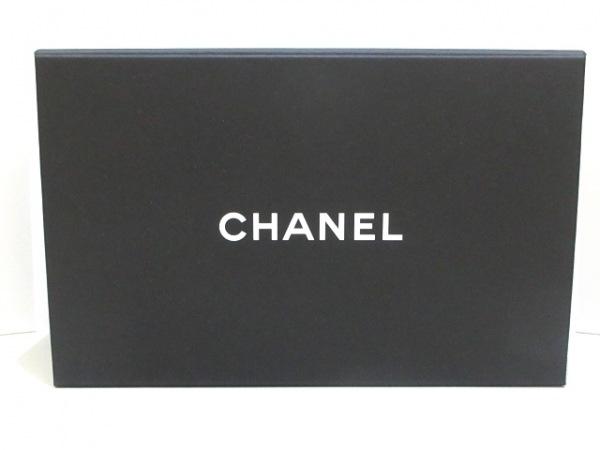 CHANEL(シャネル) 財布 カメリア A47421 レッド ラムスキン 9