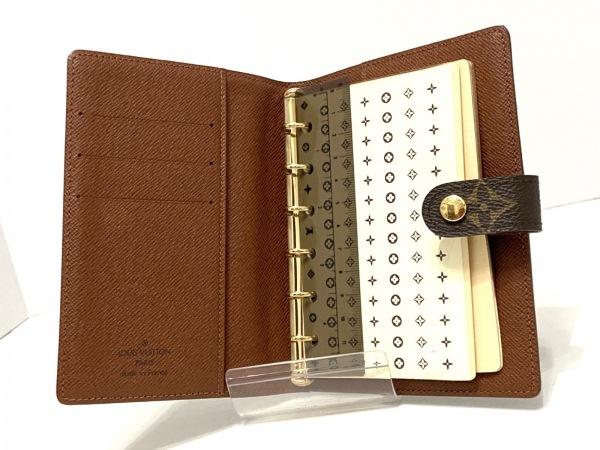 ルイヴィトン 手帳 モノグラム アジェンダPM R20005 - 3