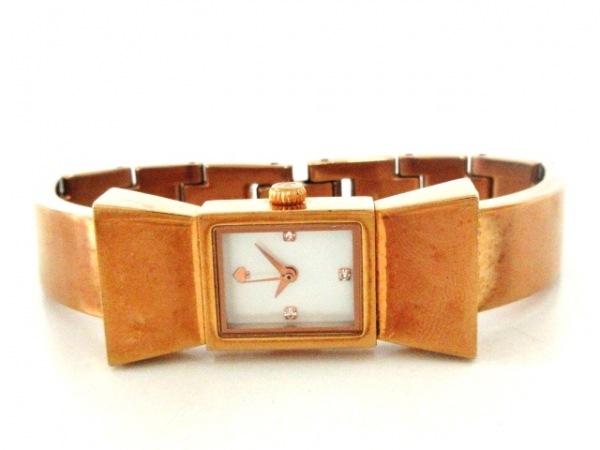 ケイト 腕時計 カーライル 0183 レディース リボン/シェル文字盤 2