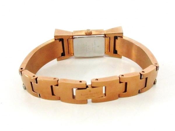 ケイト 腕時計 カーライル 0183 レディース リボン/シェル文字盤 3