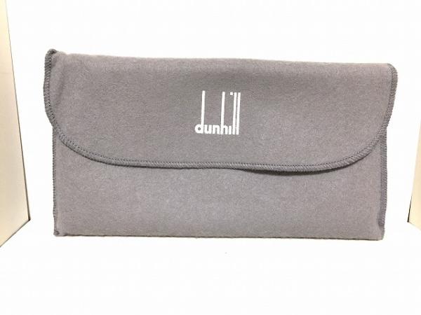 dunhill/ALFREDDUNHILL(ダンヒル) 札入れ美品  - 黒 レザー 6