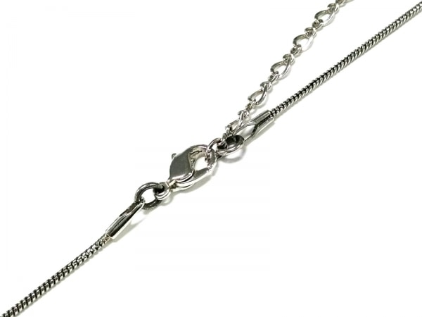 スワロフスキー ネックレス - 金属素材×スワロフスキークリスタル 4