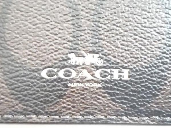 COACH(コーチ) パスケース シグネチャー柄 F63274 4