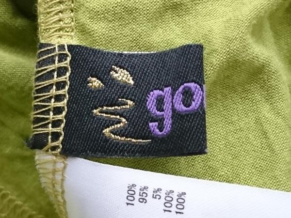 ゴウク 長袖カットソー サイズ表記なし レディース レース/刺繍 3