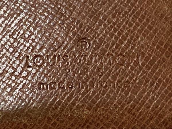 ルイヴィトン 札入れ モノグラム ポルトビエ6カルトクレディ M60929 5