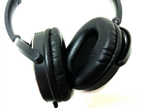 PRADA(プラダ) 小物美品  黒×シルバー ヘッドフォン 6
