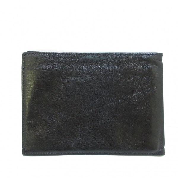 LOEWE(ロエベ) 札入れ美品  - 黒 ナッパレザー 2