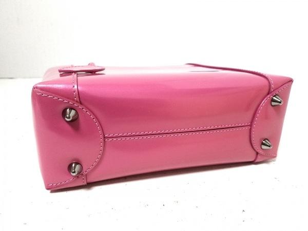 クリスチャンディオール ハンドバッグ マリスパール ピンク 4