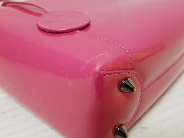 クリスチャンディオール ハンドバッグ マリスパール ピンク 5