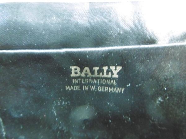 BALLY(バリー) ショルダーバッグ - 白×シルバー×マルチ 8