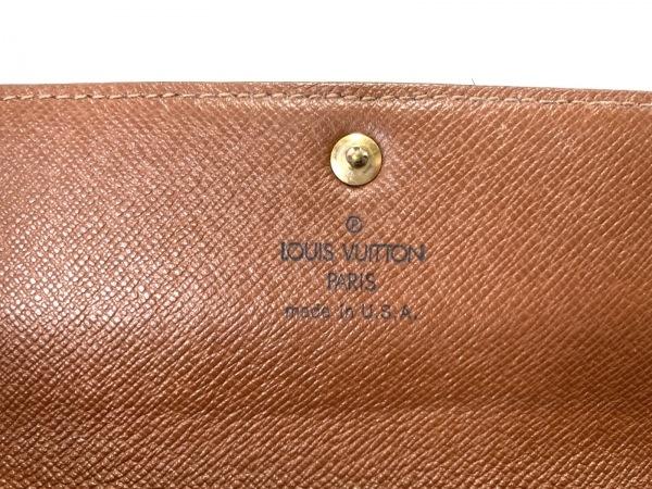 LOUIS VUITTON(ルイヴィトン) 長財布 モノグラム - M61725 - 5