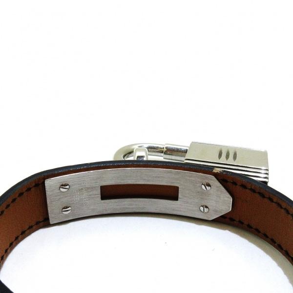 HERMES(エルメス) 腕時計 ケリーウォッチ KE1.210 レディース □H 黒 3
