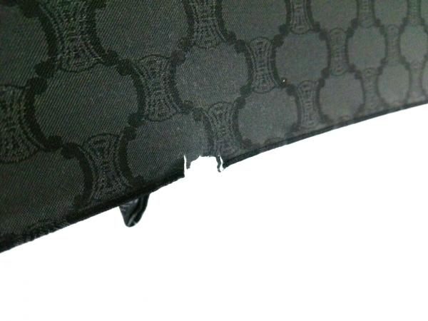 CELINE(セリーヌ) - 黒×グレー 化学繊維 4