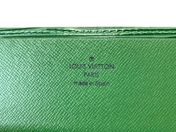 ルイヴィトン 札入れ エピ美品  ポルト円3カルトクレディ M63534 5