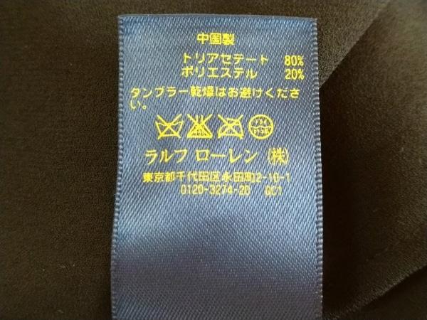 ポロラルフローレン ワンピース サイズ0 XS レディース 黒 4