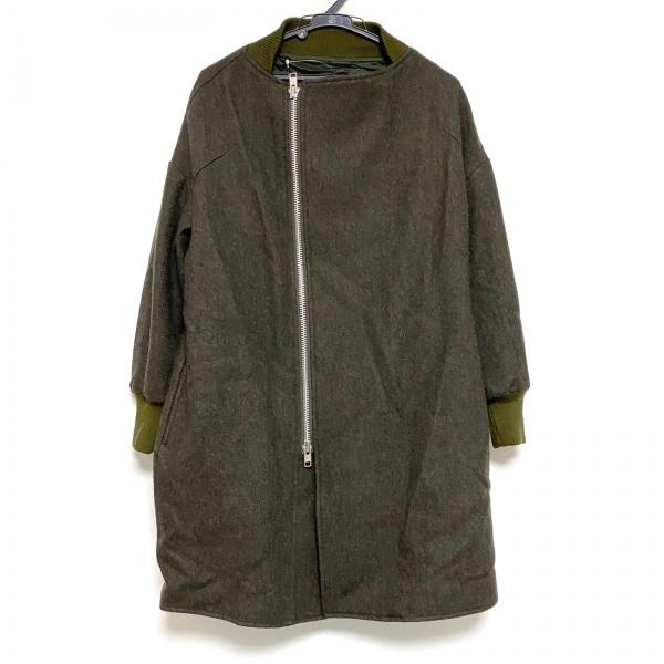 yohjiyamamoto(ヨウジヤマモト) コート サイズ1 S メンズ - カーキ 1