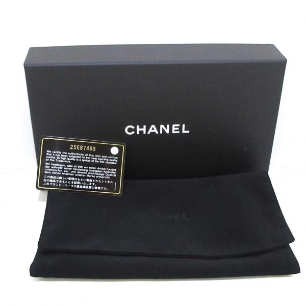 CHANEL(シャネル) 財布美品  マトラッセ A84512 黒 キャビアスキン 9