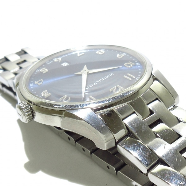 ハミルトン 腕時計 ジャズマスターシンライン H385111 メンズ 8