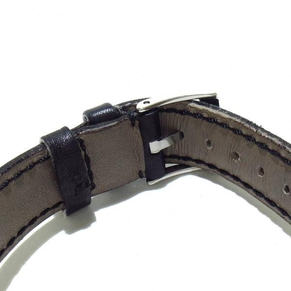 ブルガリ 腕時計 ソロテンポ ST29S レディース 黒×シルバー 4