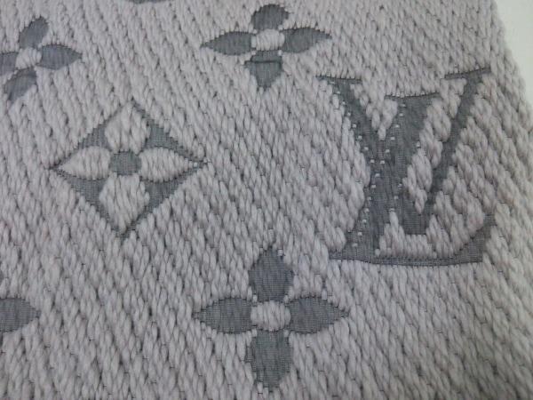 ルイヴィトン マフラー美品  エシャルプロゴマニア M74742 3