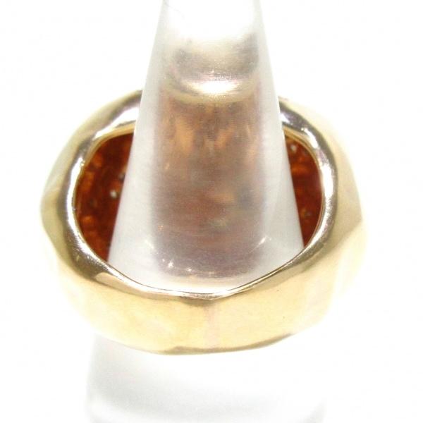 アントニーニ リング美品  アニバーサリー K18PG×ダイヤモンド 3
