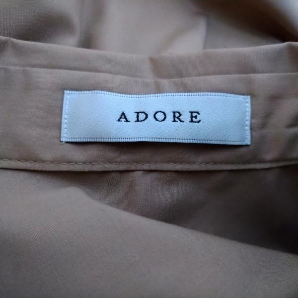 ADORE(アドーア) サイズ38 M レディース - ライトブラウン 3