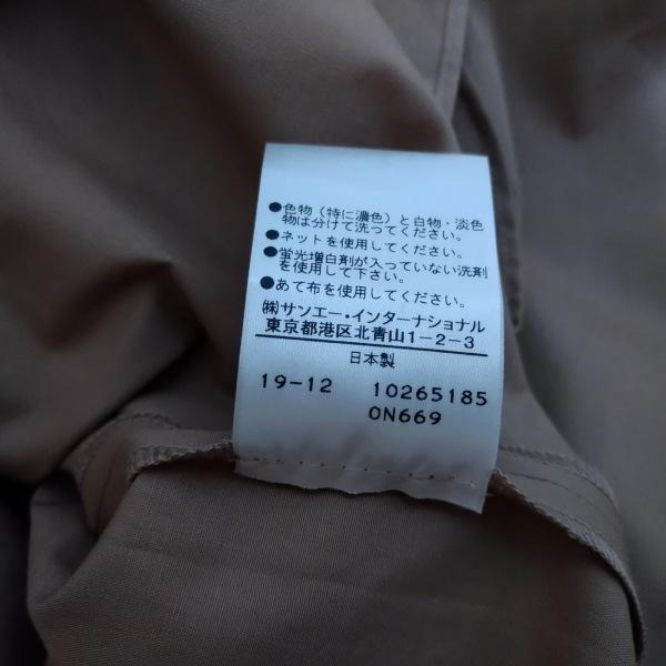 ADORE(アドーア) サイズ38 M レディース - ライトブラウン 5