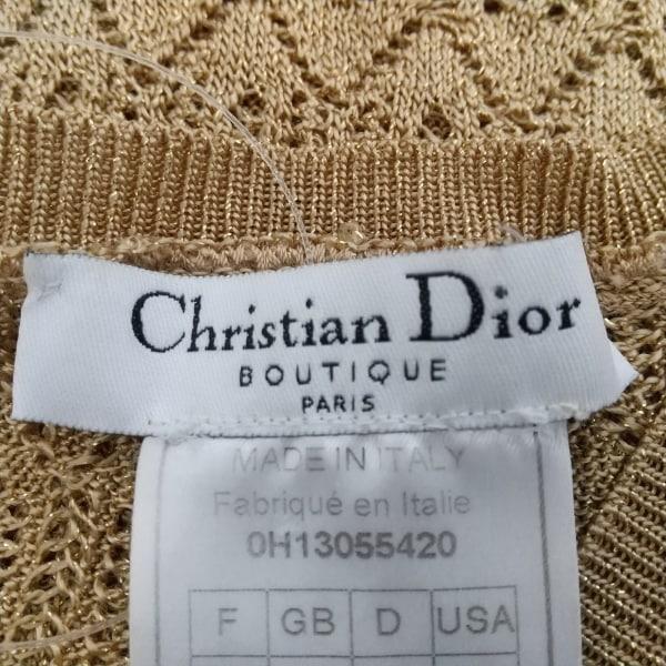 ディオール/クリスチャンディオール 半袖カットソー サイズ6(USA) M 3