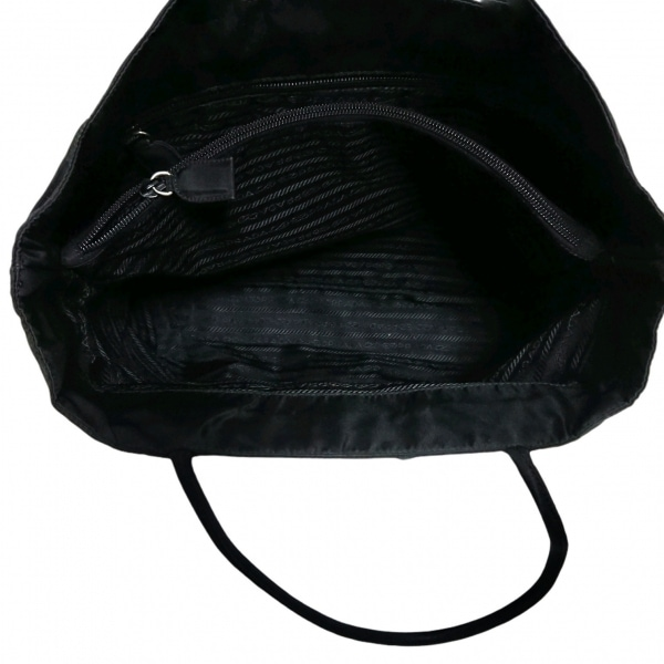 PRADA(プラダ) トートバッグ - 黒 ナイロン 7