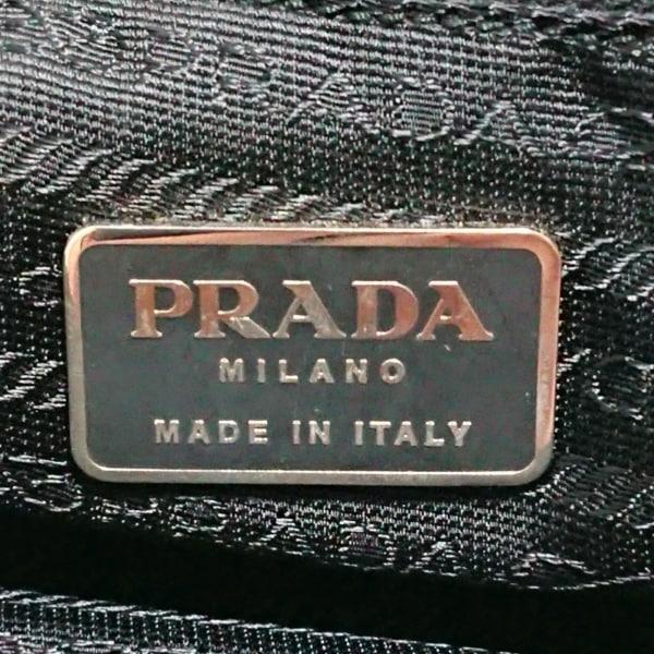 PRADA(プラダ) トートバッグ - 黒 ナイロン 8