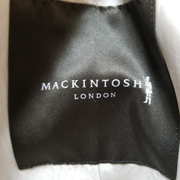 マッキントッシュロンドン サイズ38 M レディース美品  - ベージュ 3
