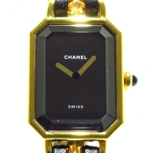 CHANEL(シャネル) プルミエール H0001 レディース 黒 1