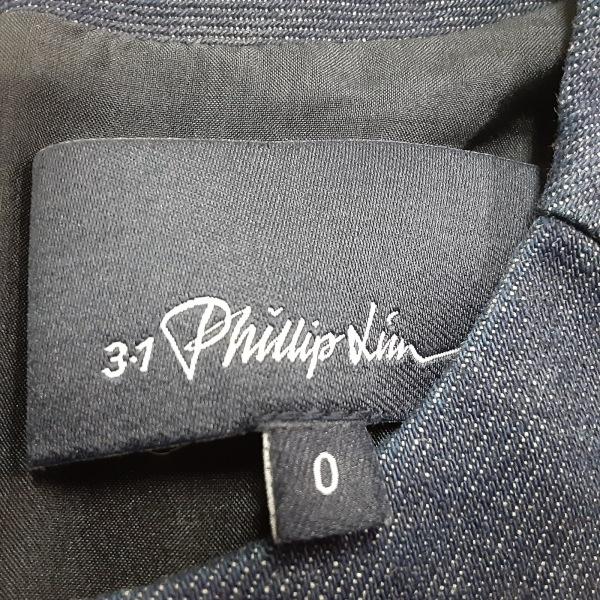 スリーワンフィリップリム 七分袖カットソー サイズ0 XS レディース 3