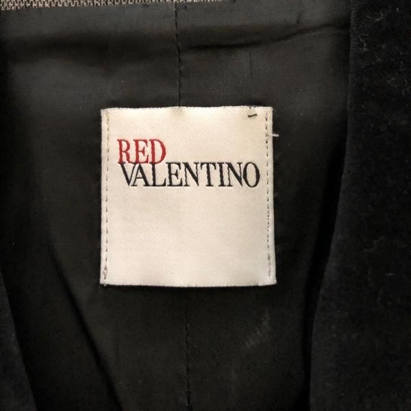 RED VALENTINO(レッドバレンチノ) レディース - グレー×黒 長袖/冬 3