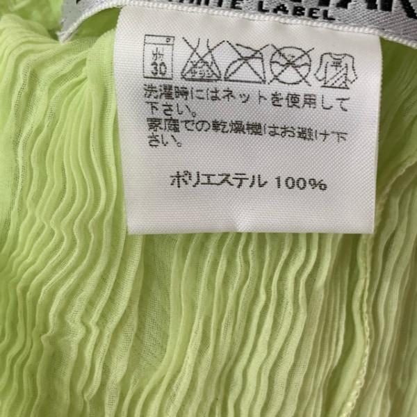 イッセイミヤケ サイズ2 M レディース - ライトグリーン 4