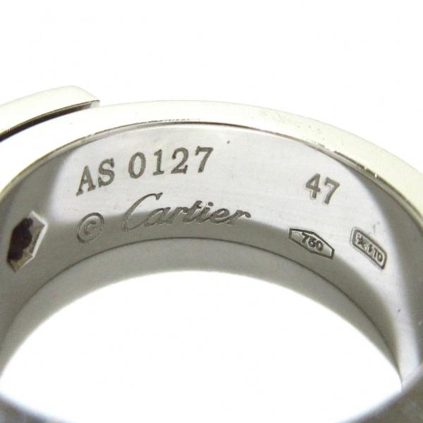 Cartier(カルティエ) リング 47美品  アニバーサリーリング 5