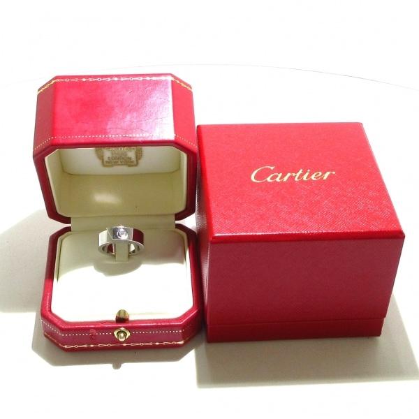 Cartier(カルティエ) リング 47美品  アニバーサリーリング 8