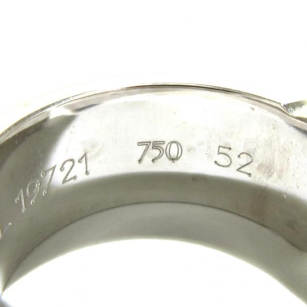 Cartier(カルティエ) リング 52美品  2C K18WG 2000年クリスマス限定 7