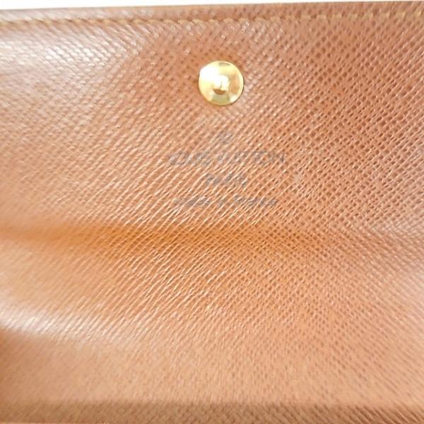 LOUIS VUITTON(ルイヴィトン) 3つ折り財布 モノグラム M61202 5