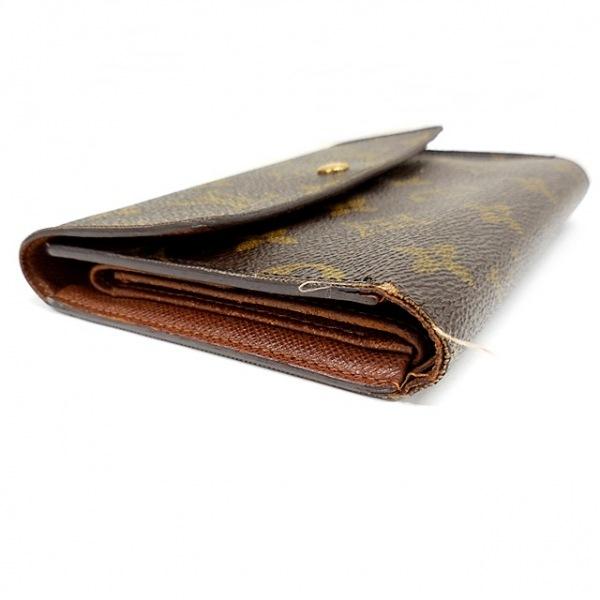 LOUIS VUITTON(ルイヴィトン) 3つ折り財布 モノグラム M61202 6